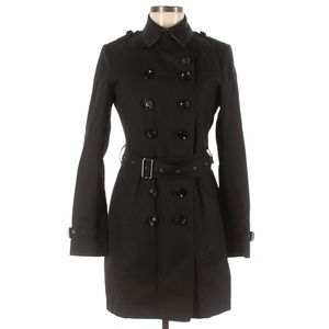 Burberry Trench Coat Size 6
